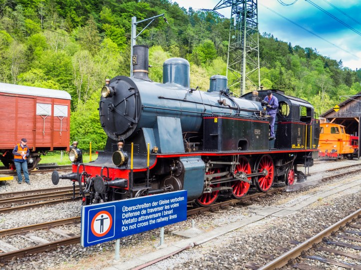 ZMB - M Steam Loc-179