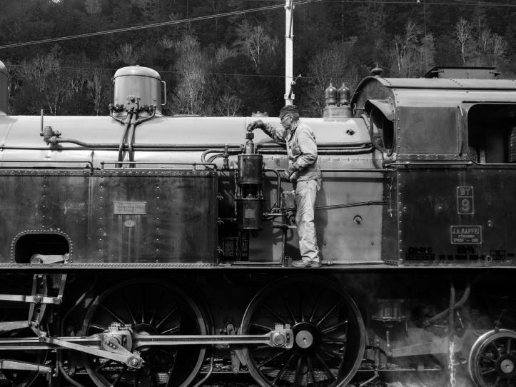ZMB - Maintenance Steam Loc-183