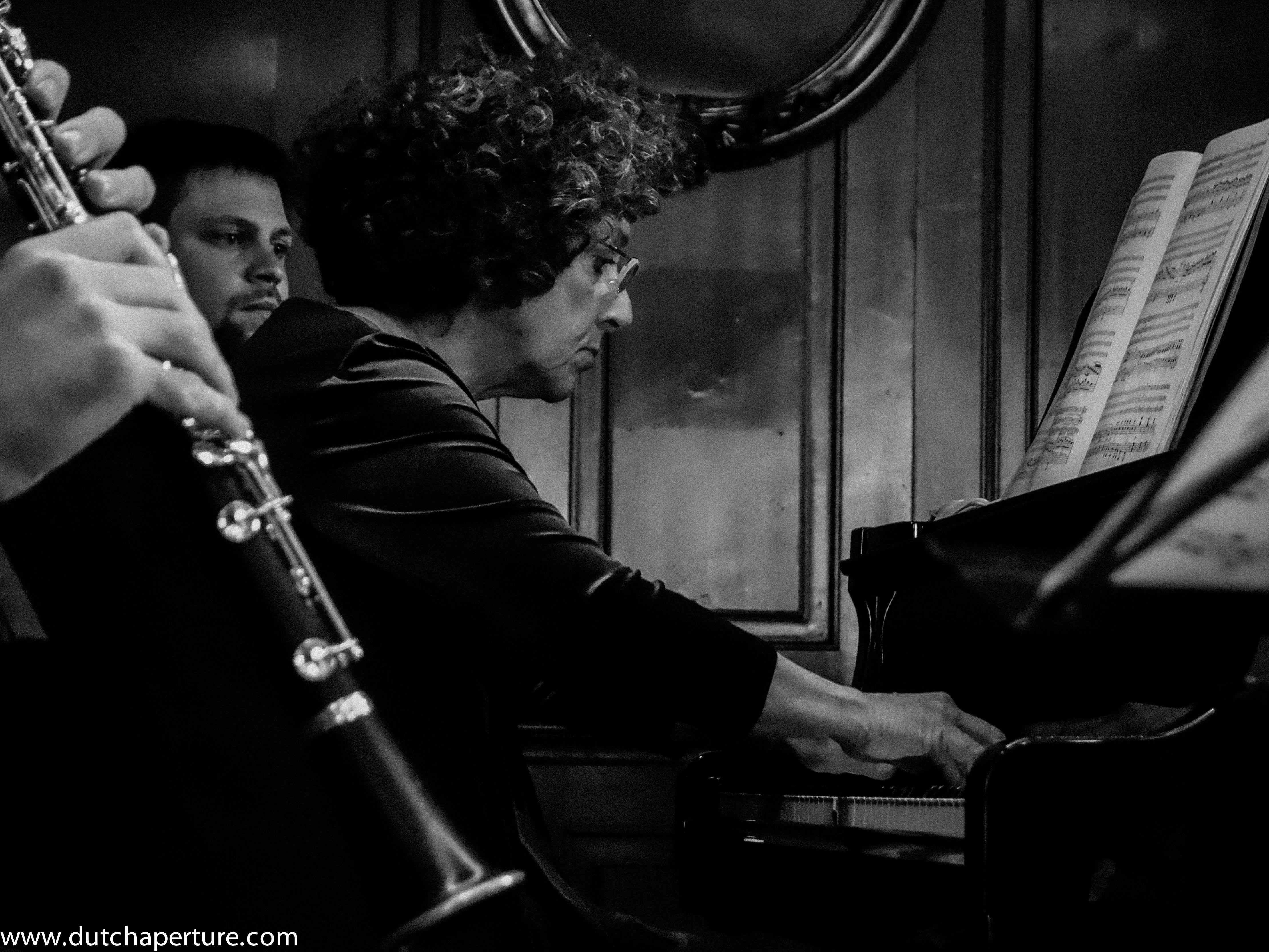 Bilder Concert Ayadin - Hopkins Marti - Hänni WP MP-9