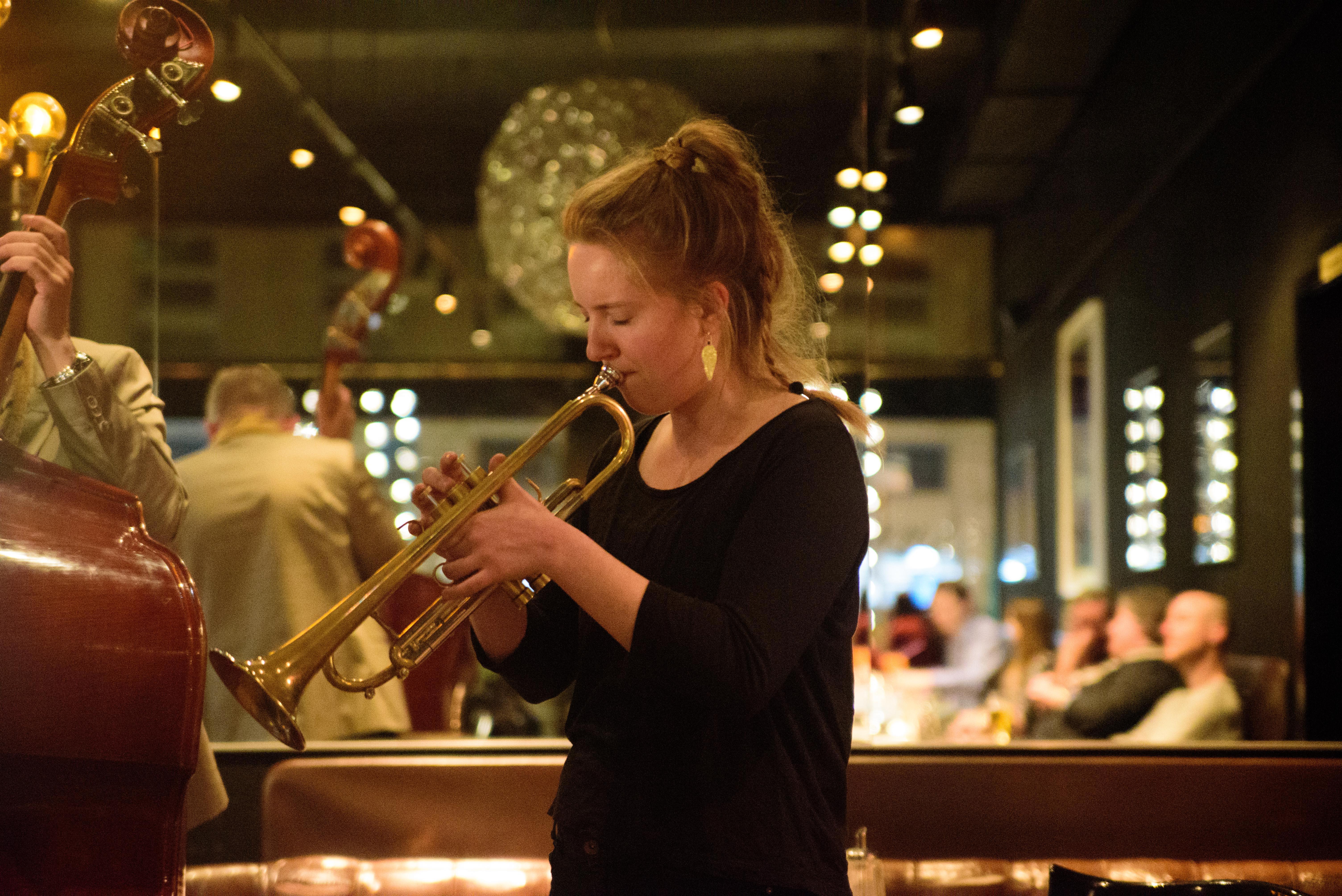 Jazz Zurich Cafe Black-1