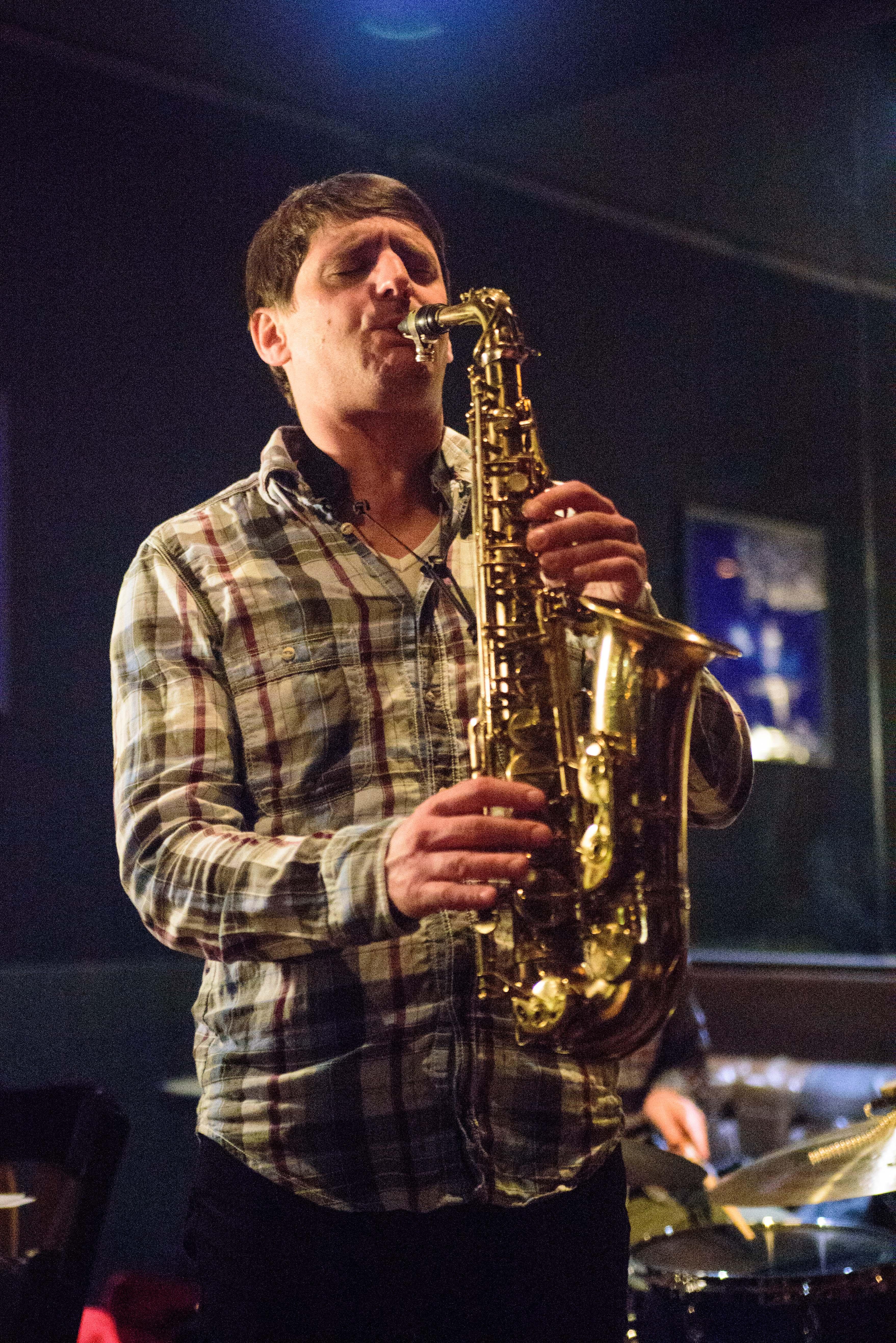 Jazz Zurich Cafe Black-11