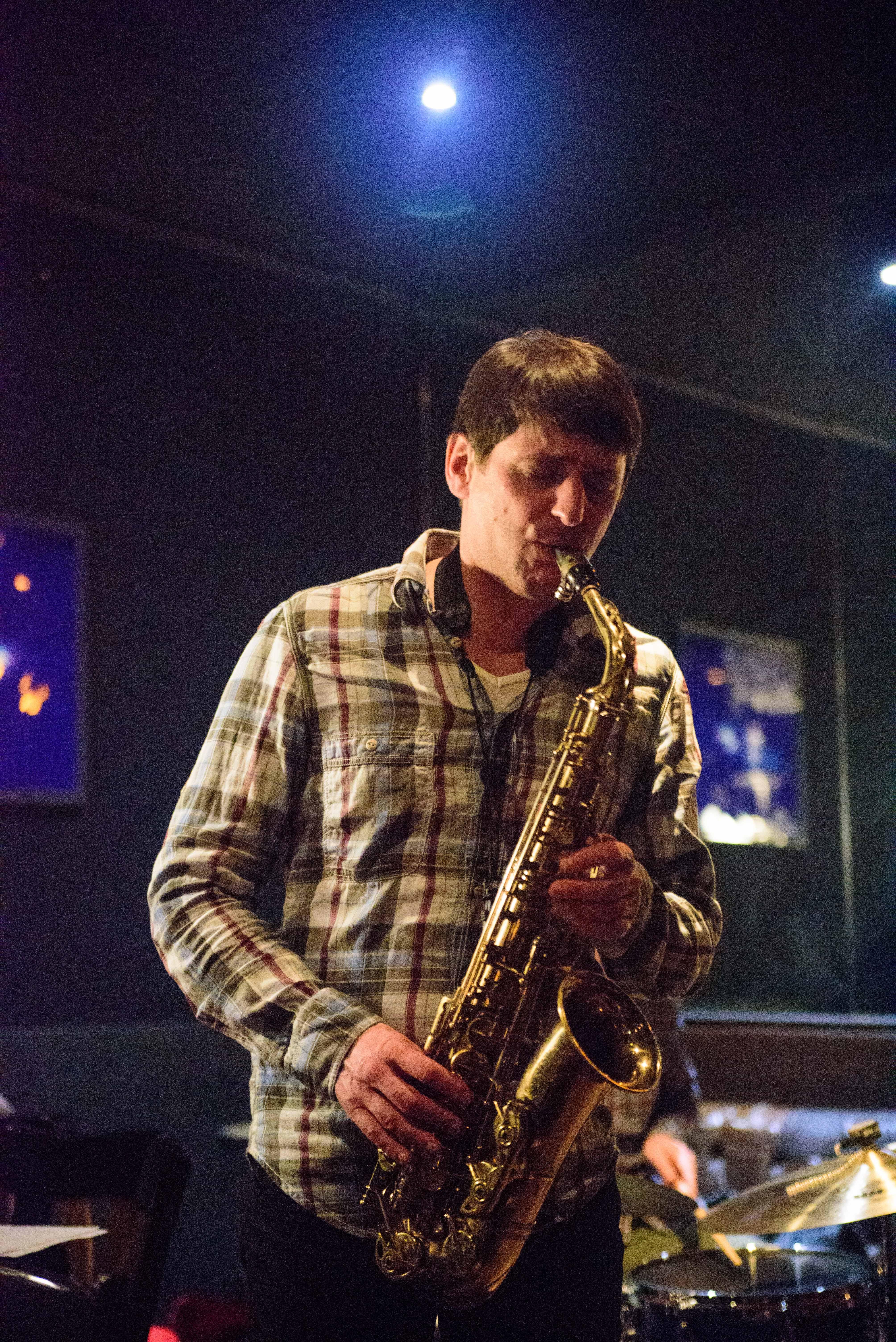 Jazz Zurich Cafe Black-12