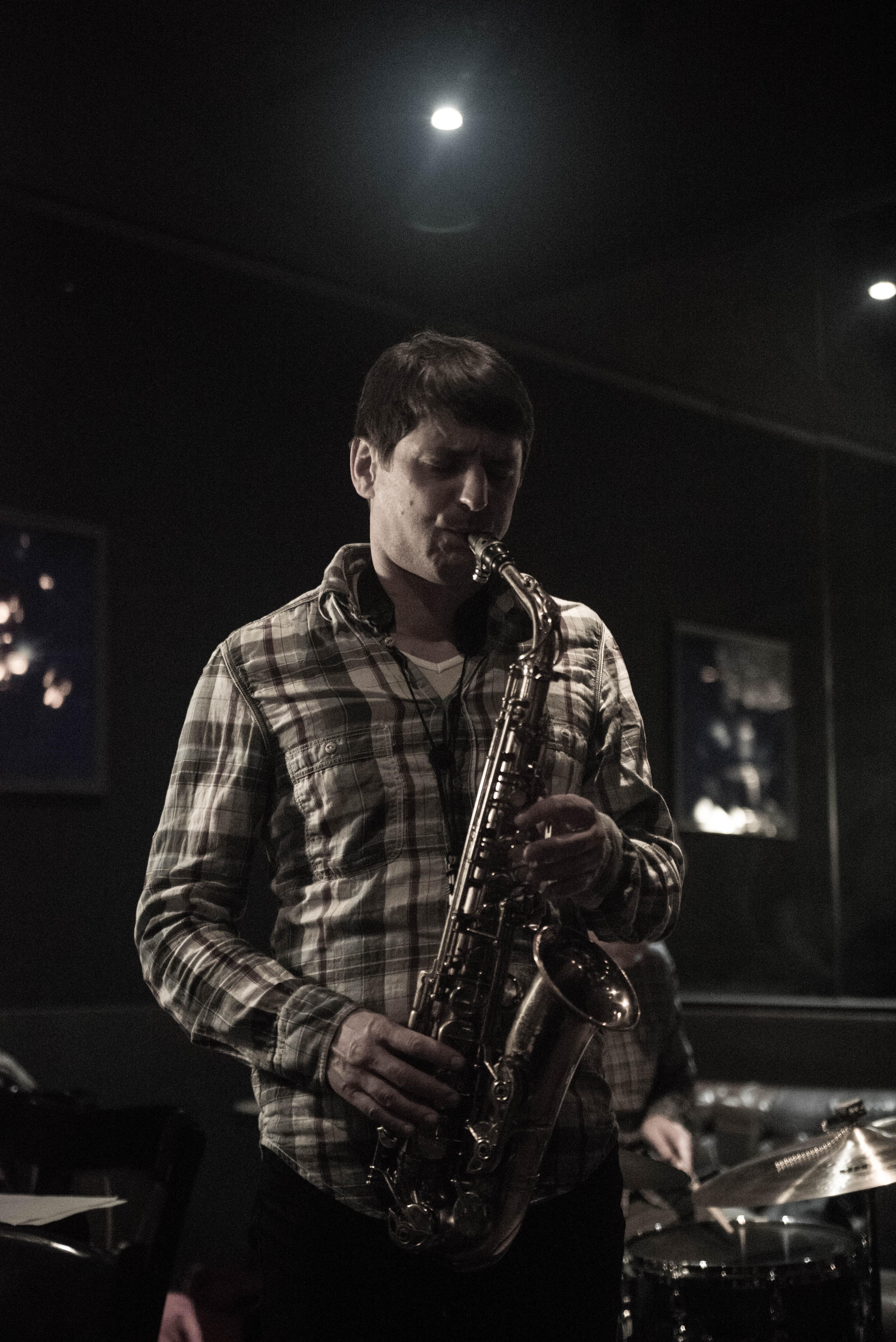 Jazz Zurich Cafe Black-14
