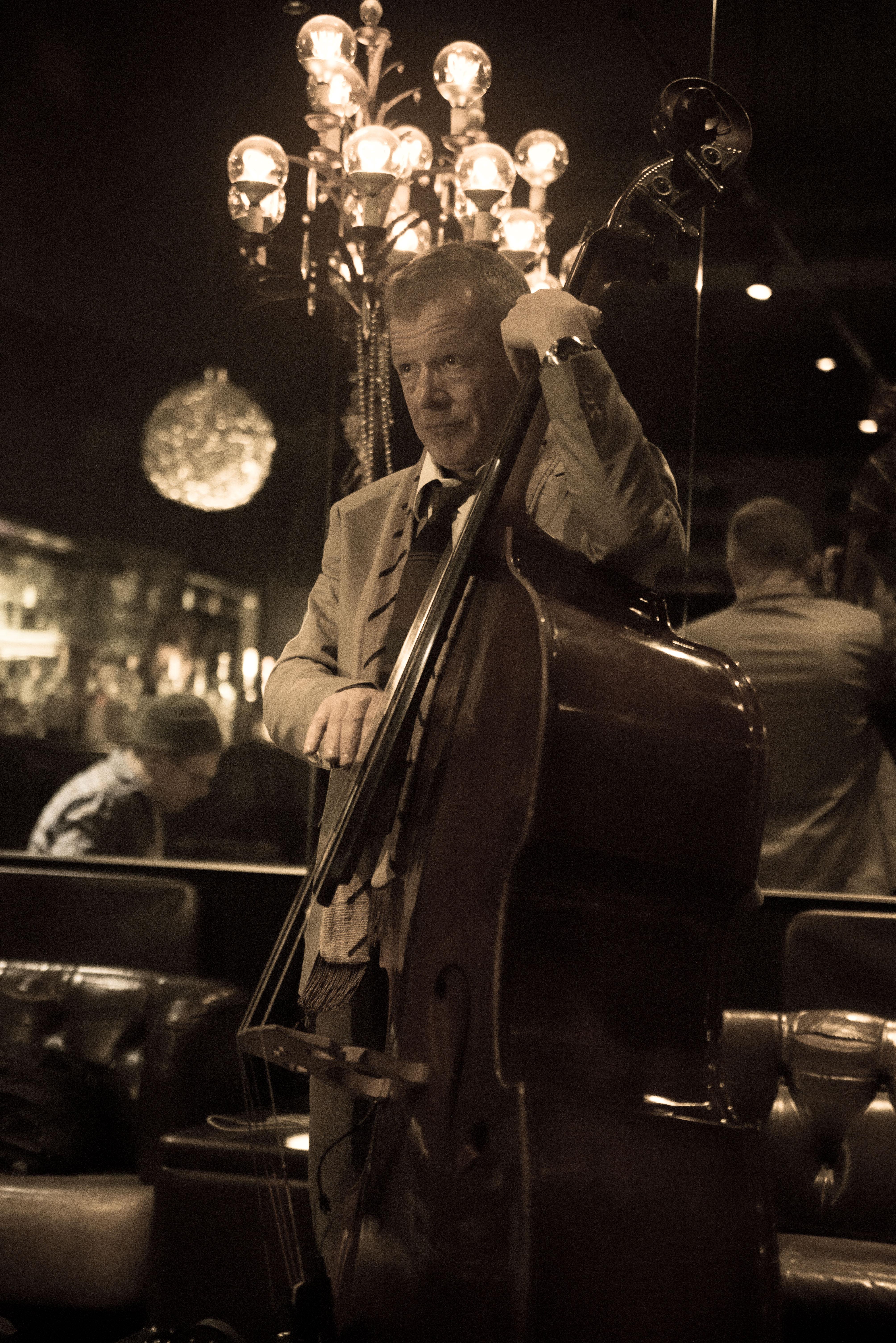 Jazz Zurich Cafe Black-17