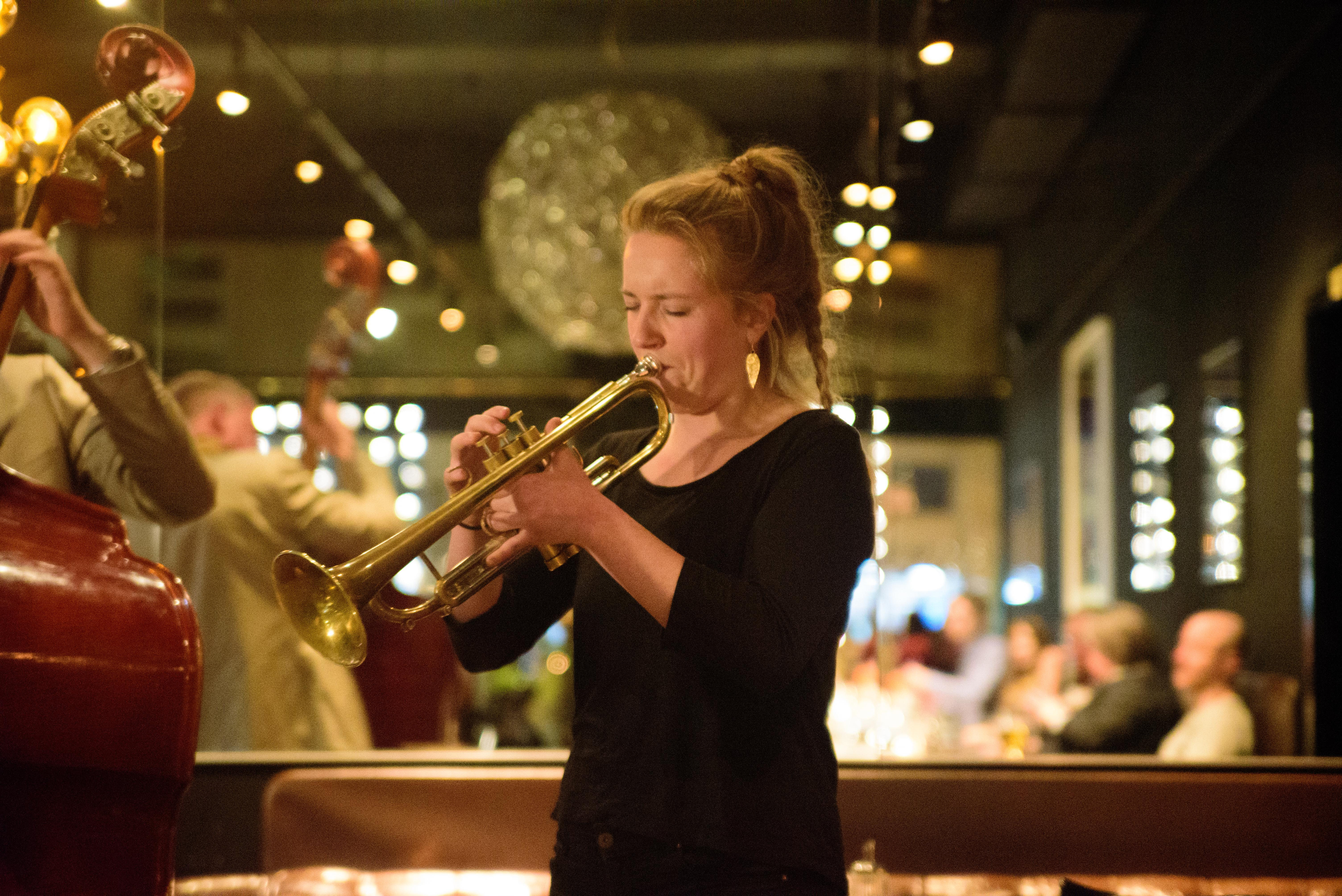 Jazz Zurich Cafe Black-2
