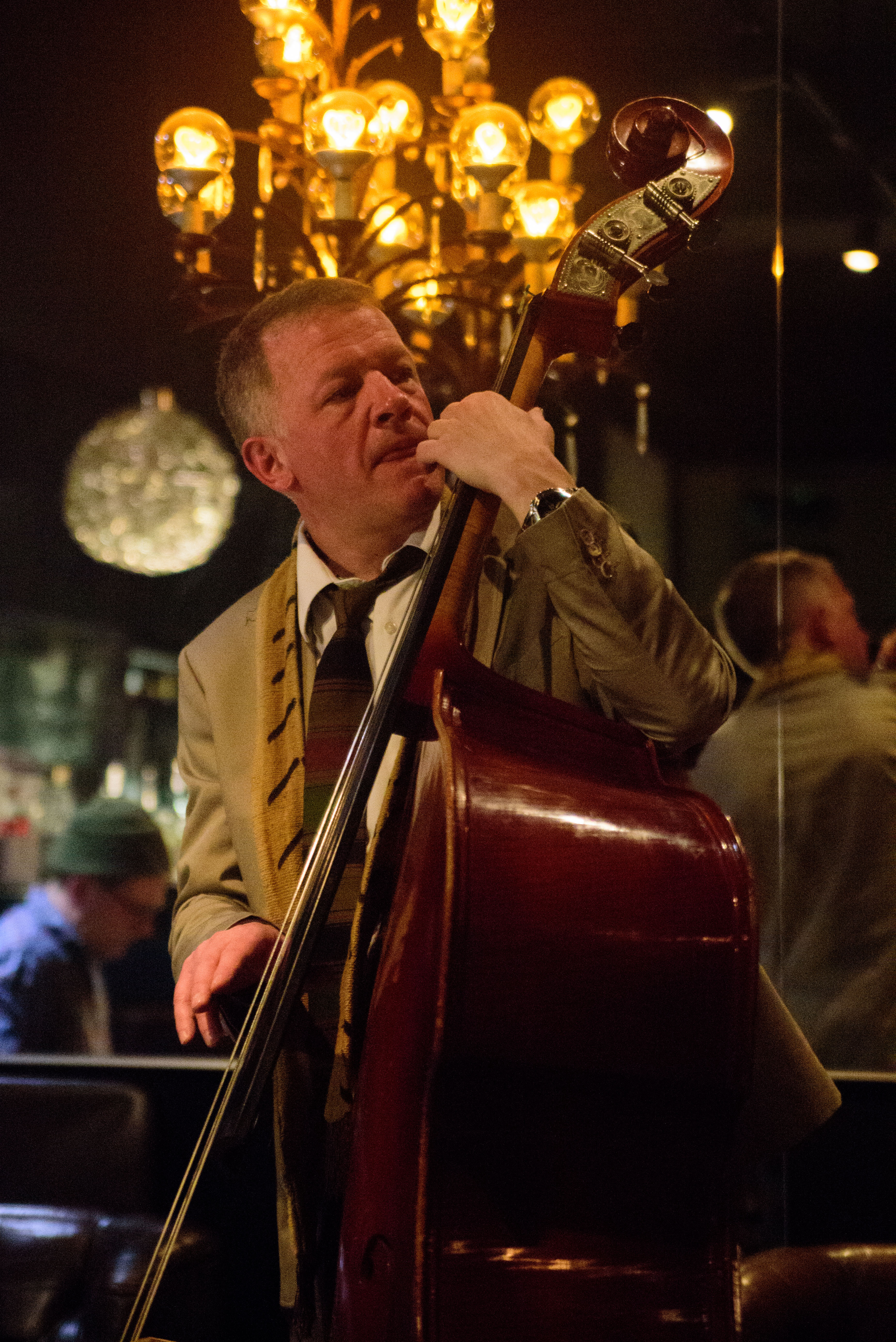 Jazz Zurich Cafe Black-21