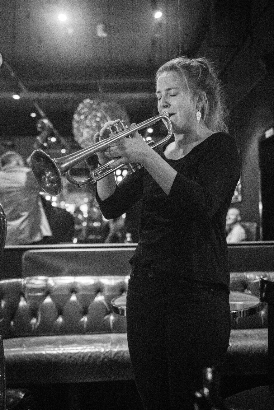 Jazz Zurich Cafe Black-23
