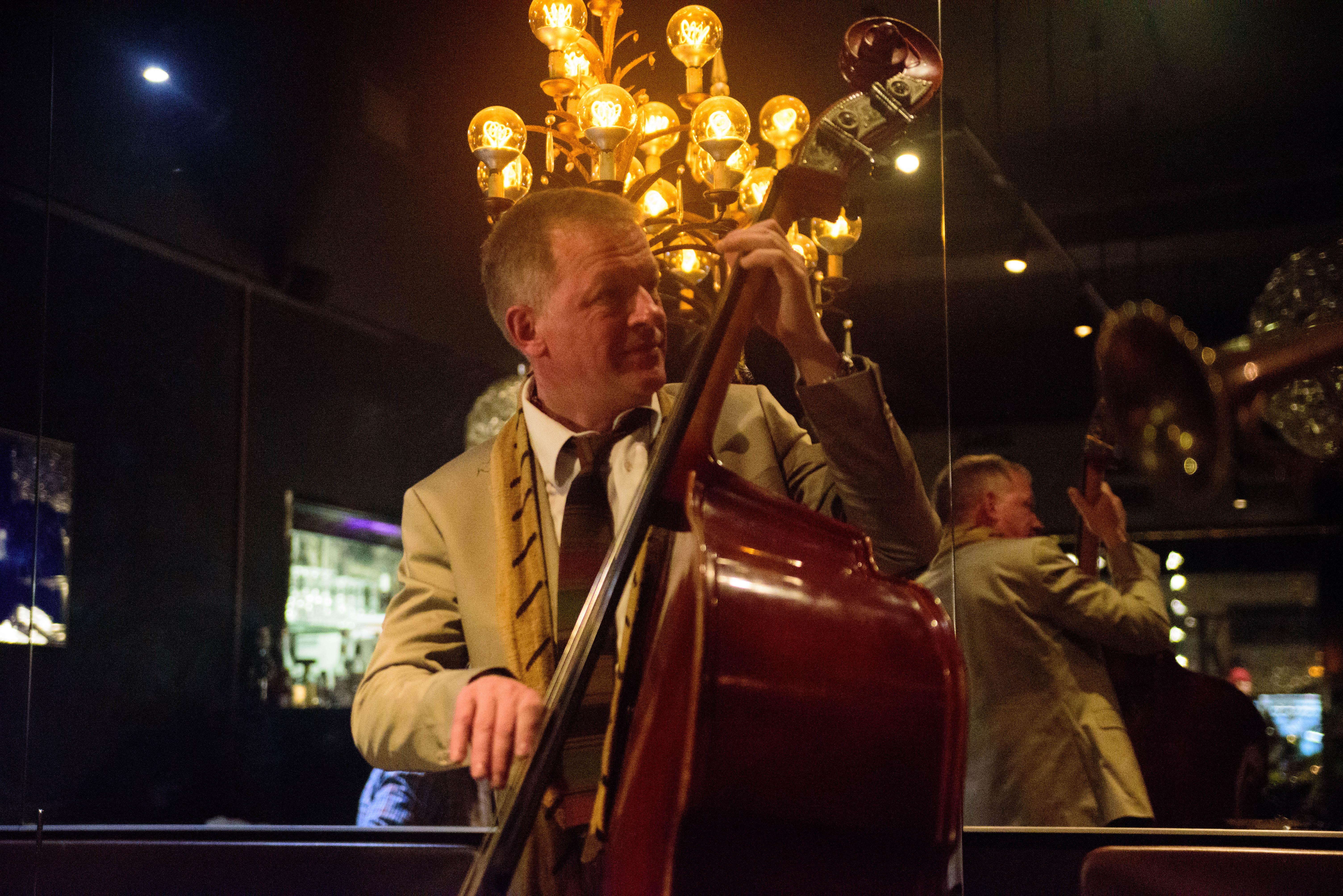 Jazz Zurich Cafe Black-25