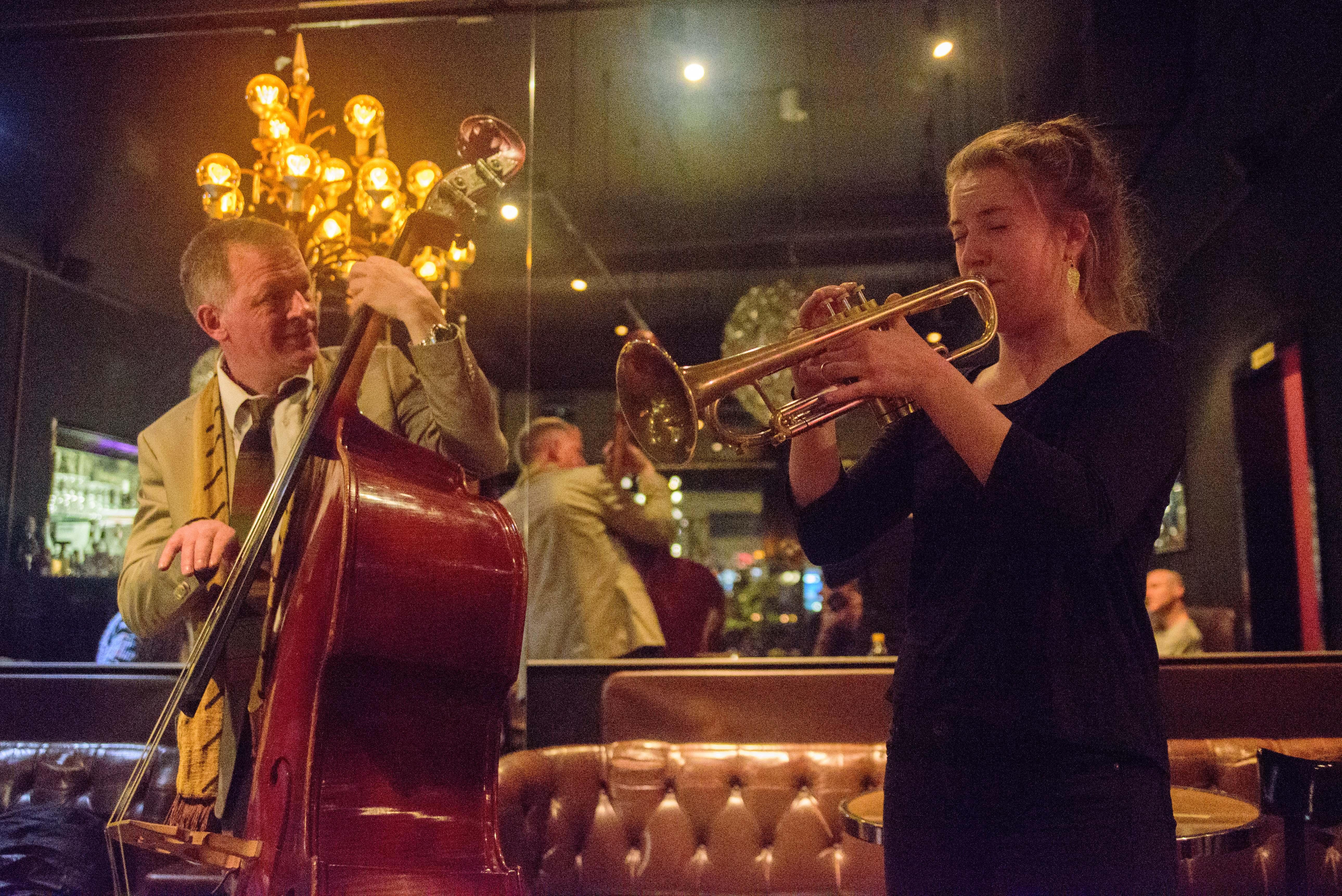 Jazz Zurich Cafe Black-27