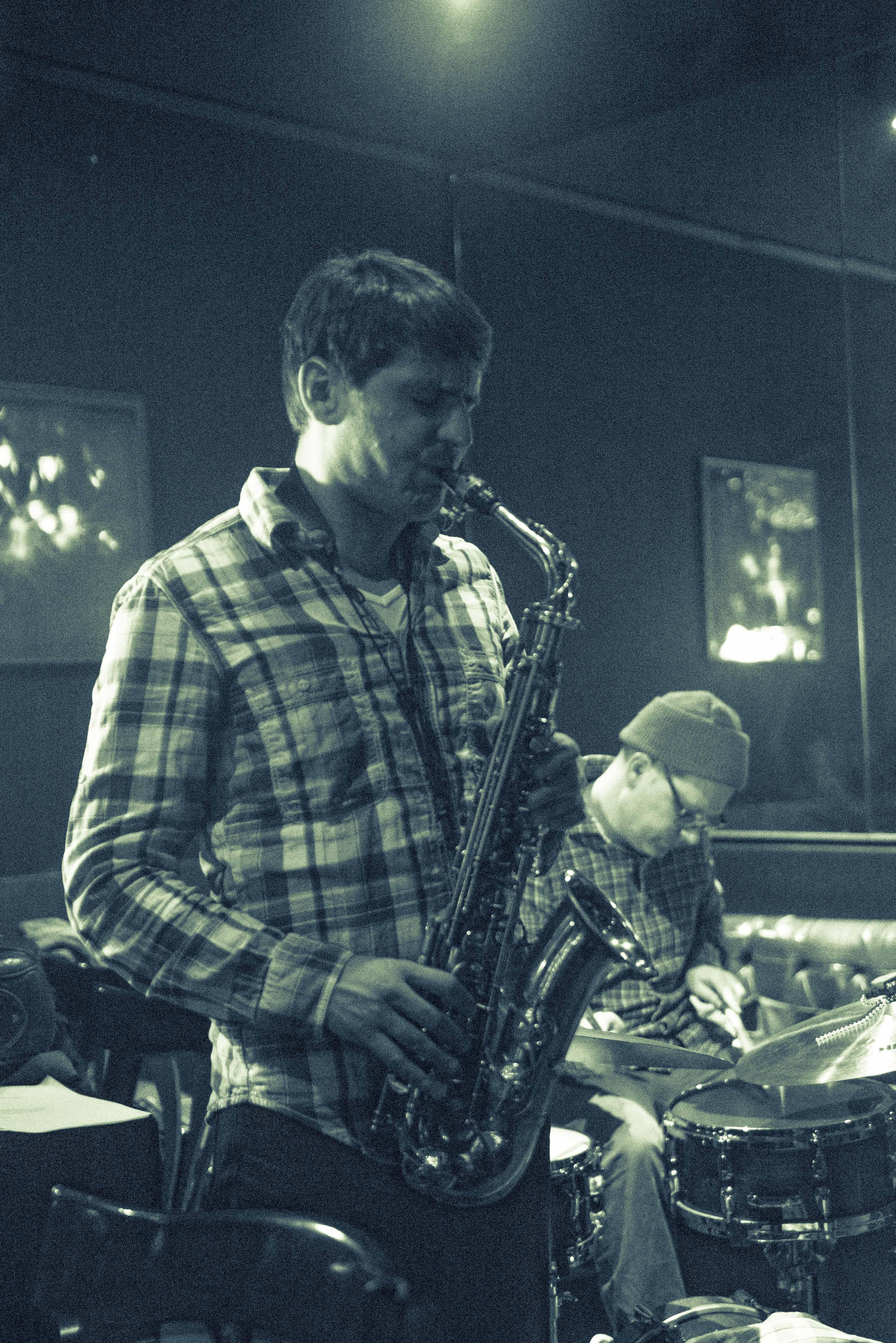 Jazz Zurich Cafe Black-28