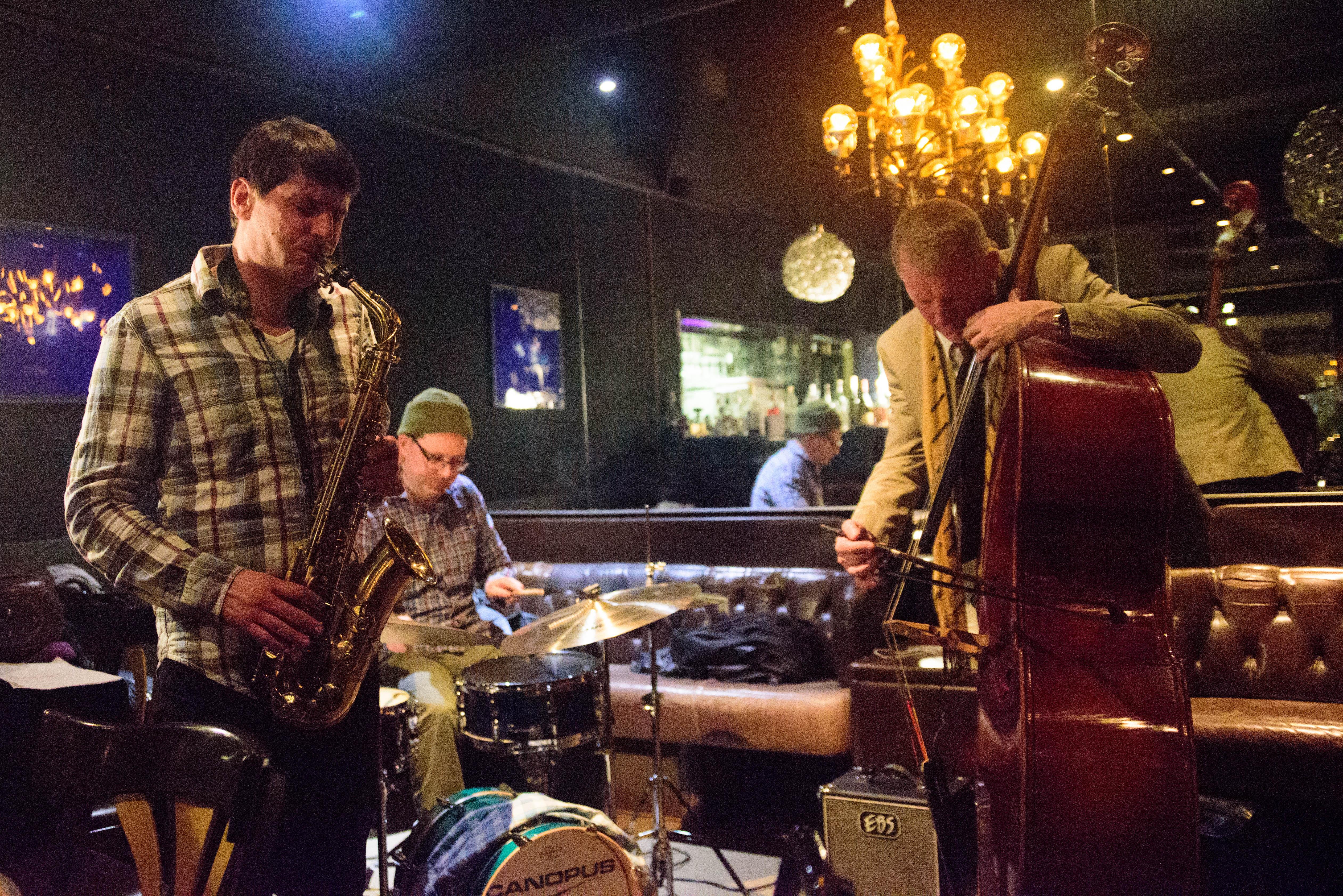 Jazz Zurich Cafe Black-29