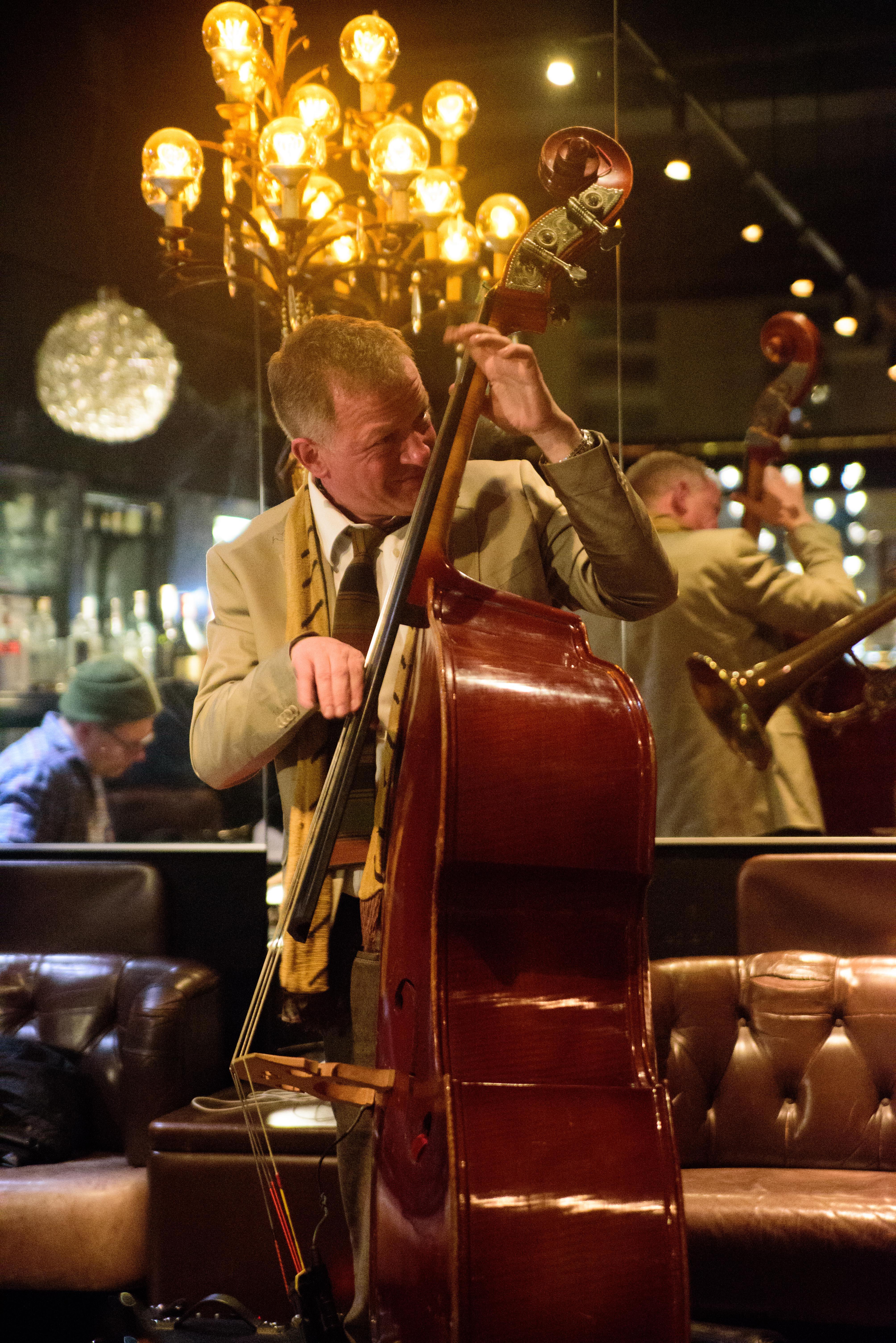 Jazz Zurich Cafe Black-3