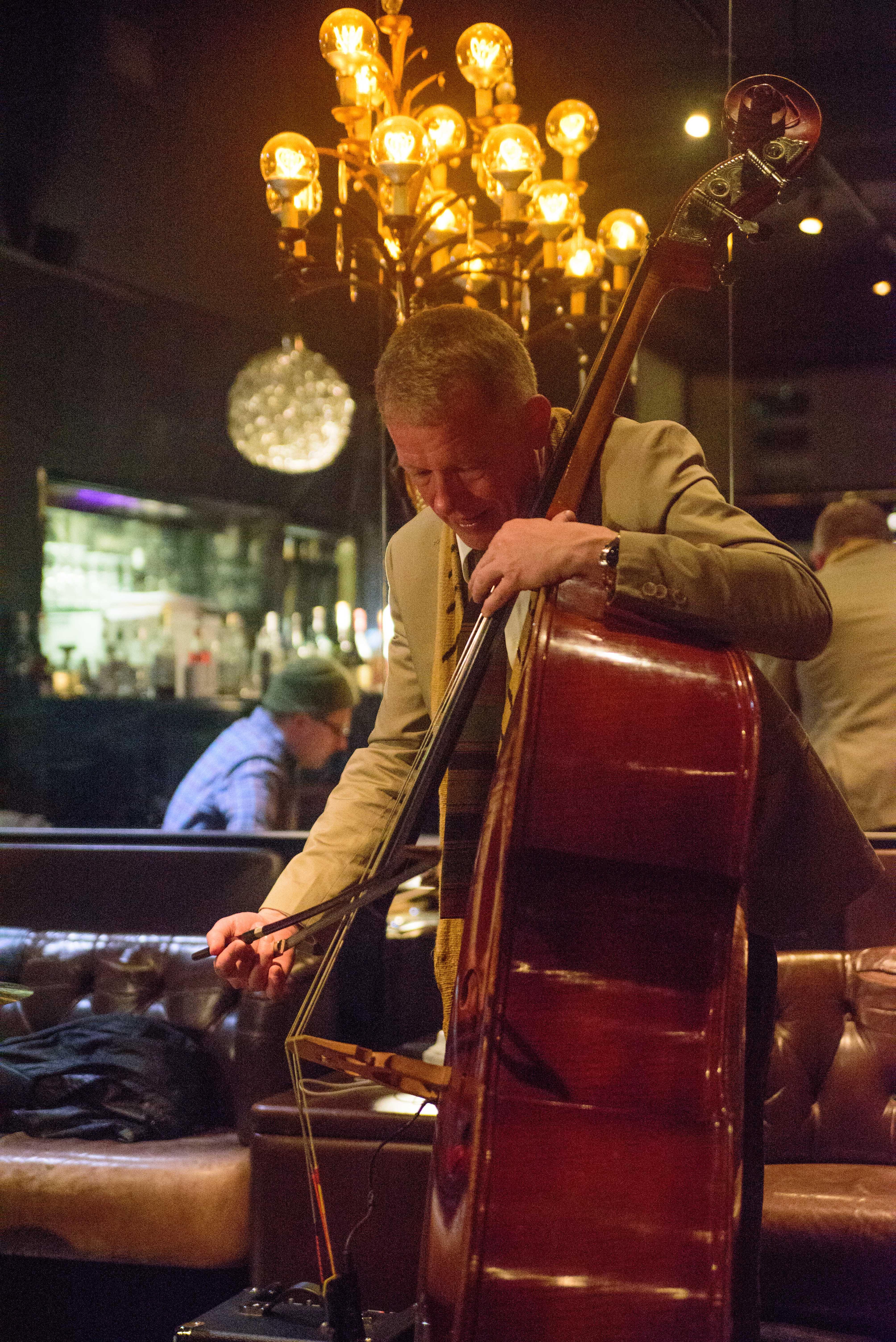 Jazz Zurich Cafe Black-30