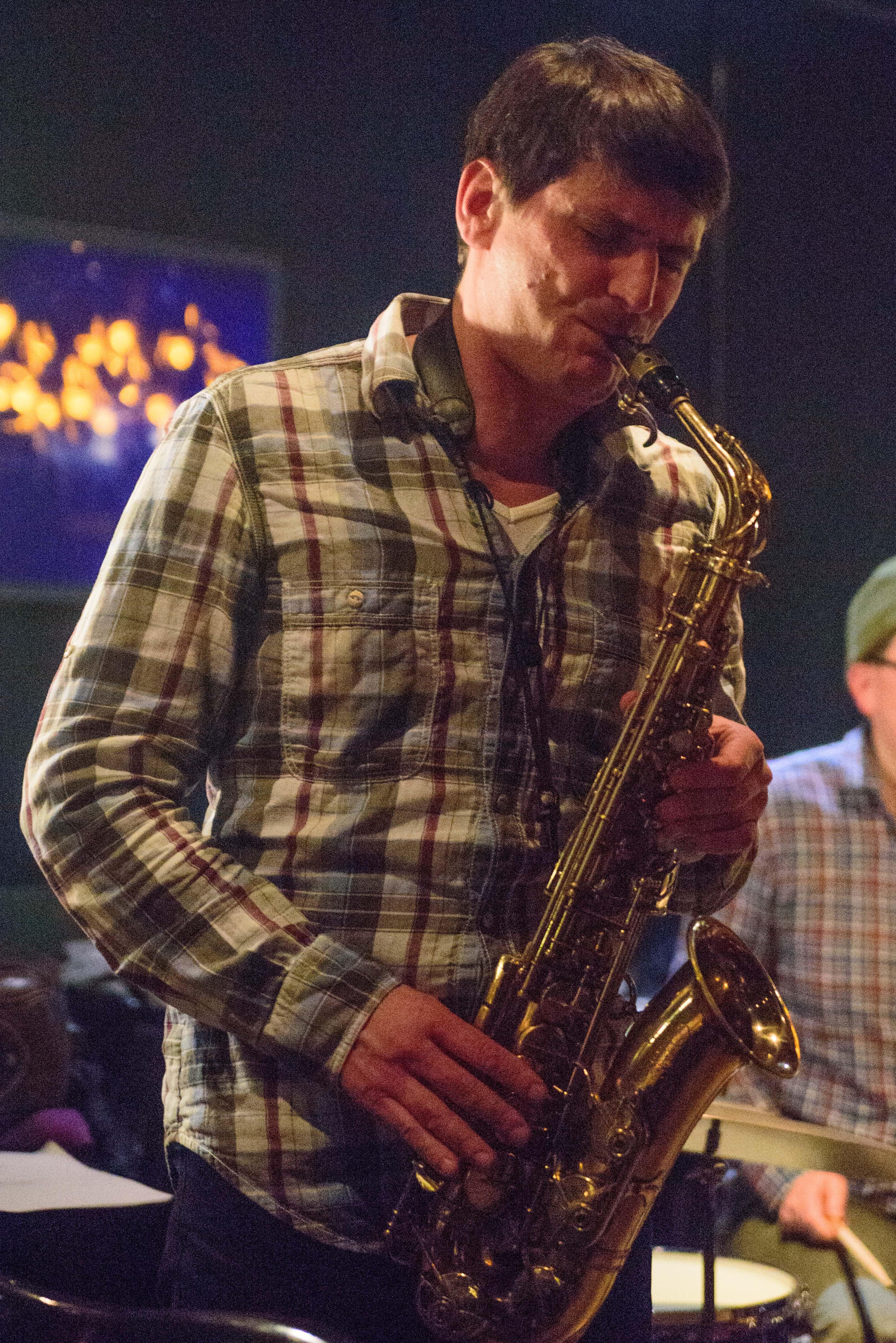 Jazz Zurich Cafe Black-31