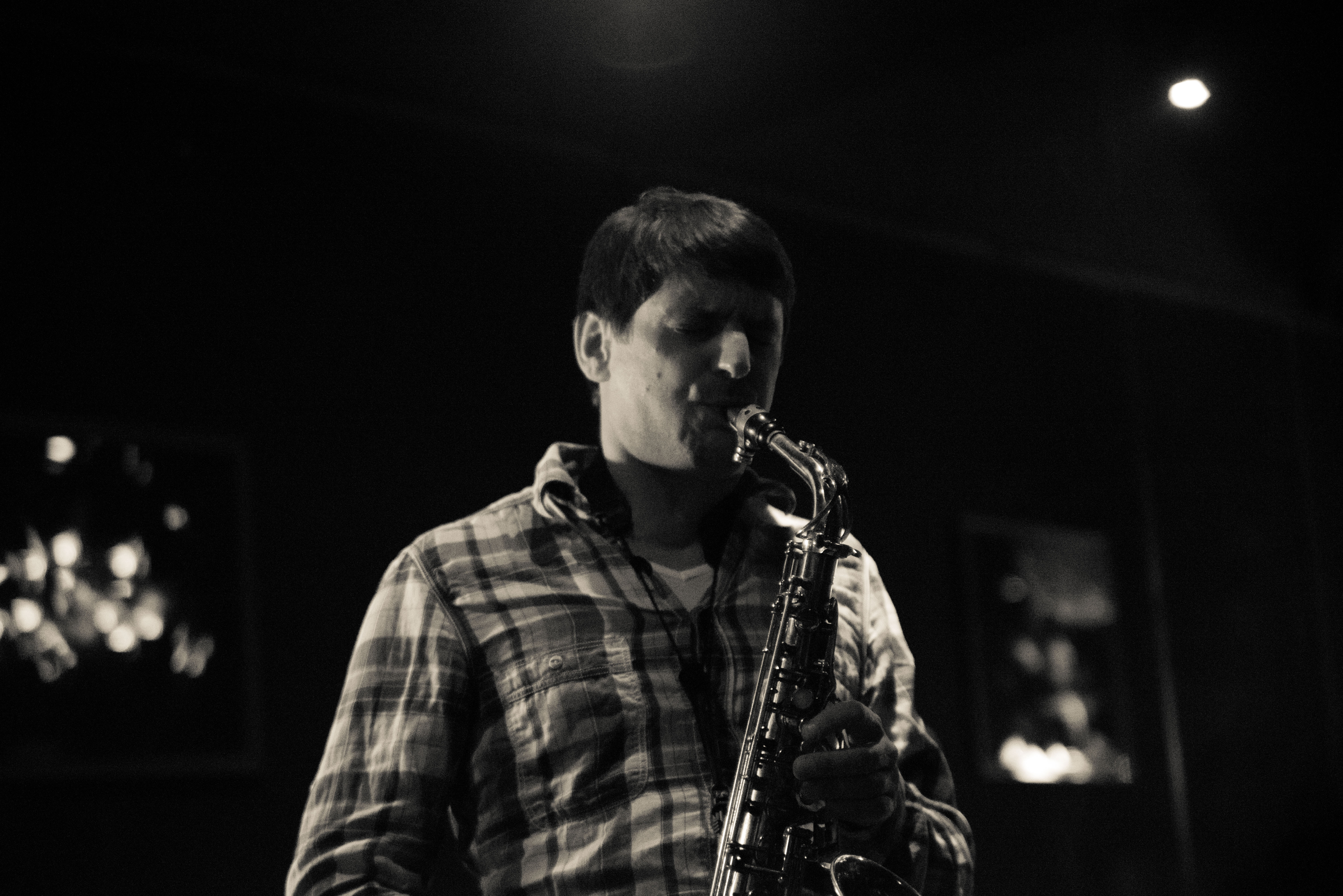 Jazz Zurich Cafe Black-9