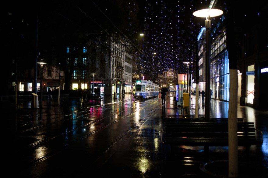 christmas lights bahnhofstrasse-6